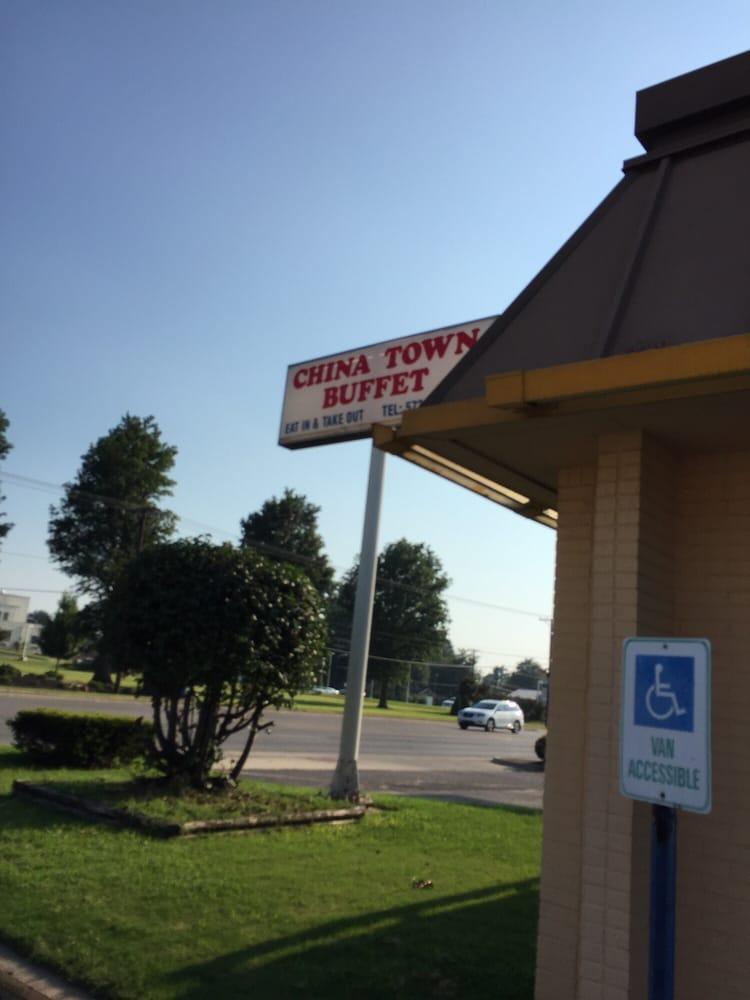 Chinatown Buffet: 1324 1st St, Kennett, MO