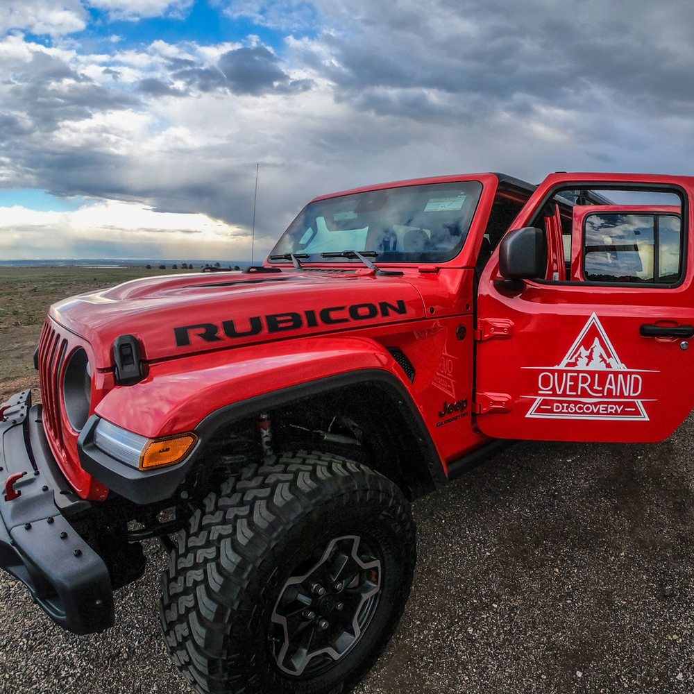 Photo of Overland Discovery Jeep Rentals Las Vegas: Las Vegas, NV