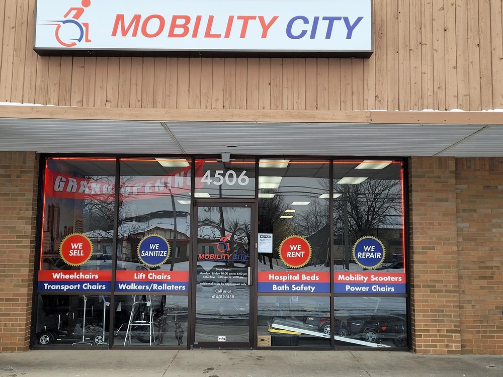 Mobility City of Columbus OH: 4506 Cemetery Rd, Hilliard, OH