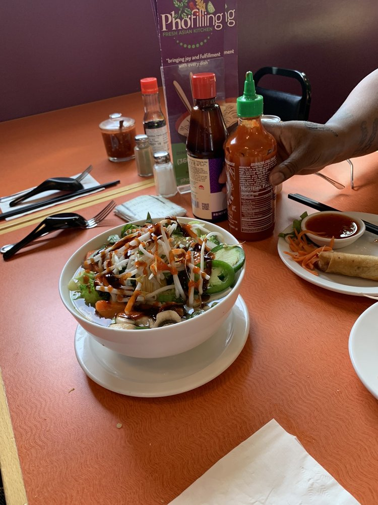 Photo of Pho Filling: Port Townsend, WA