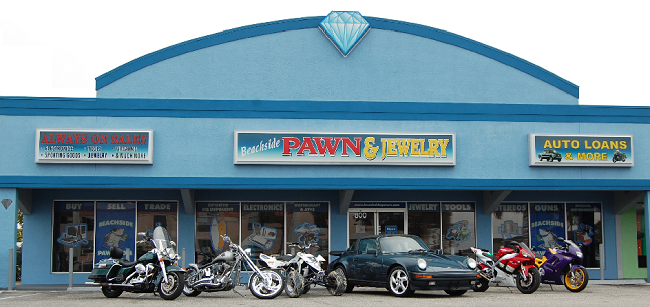 Beachside Pawn Shoppe