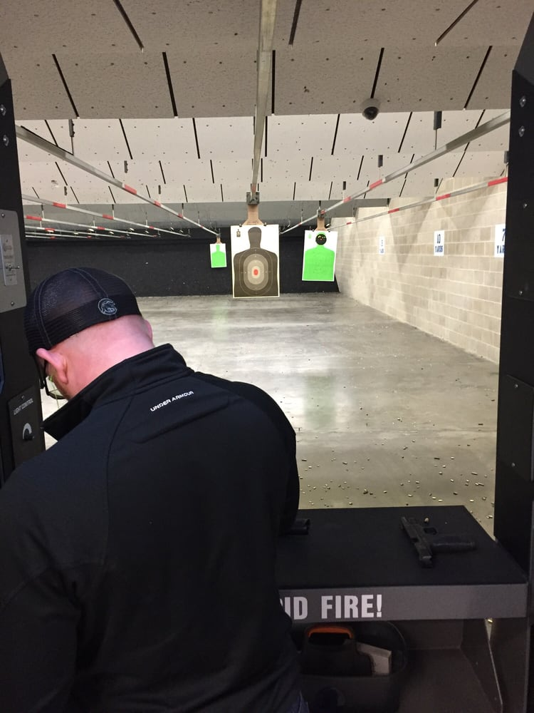 C.I. Shooting Sports: 700 Wylie Dr, Bloomington, IL