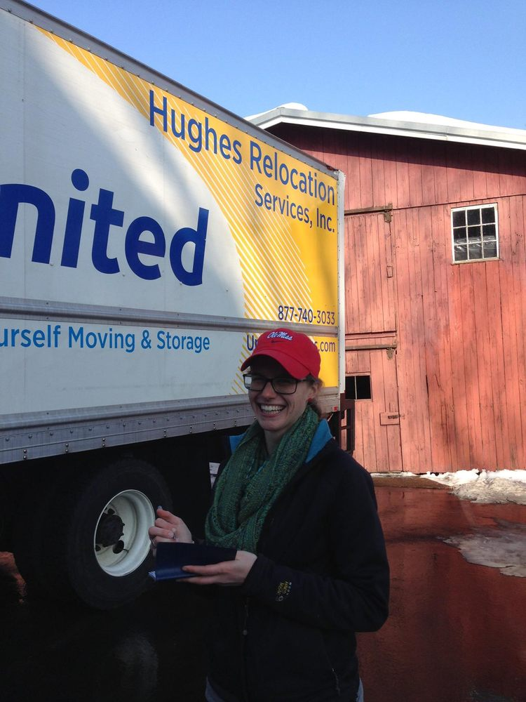 Hughes Relocation Services