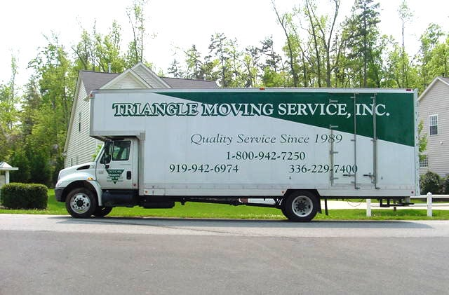 Moving Truck Companies >> Triangle Moving Service 14 Photos Movers Hillsborough Nc