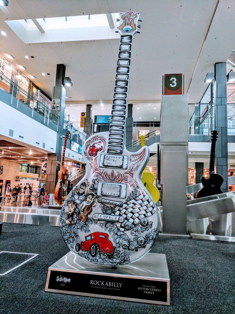 Austin-Bergstrom International Airport - AUS