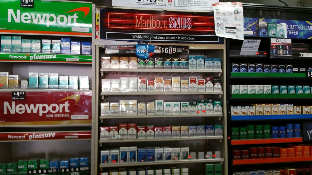 Canadian cigarettes Marlboro list
