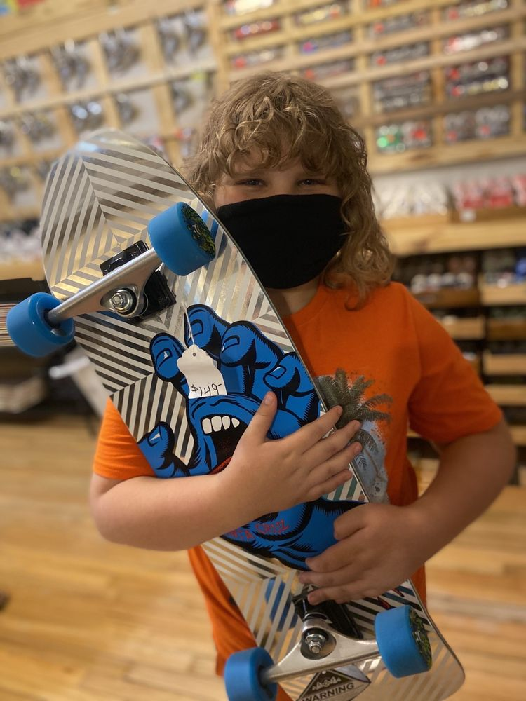 Energy Skateboard Shop: 311 S Palmetto Ave, Daytona Beach, FL