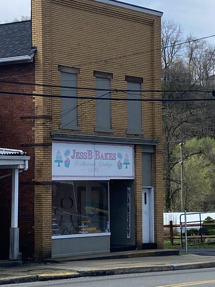 Jess B Bakes: 47 Main St, Manor, PA