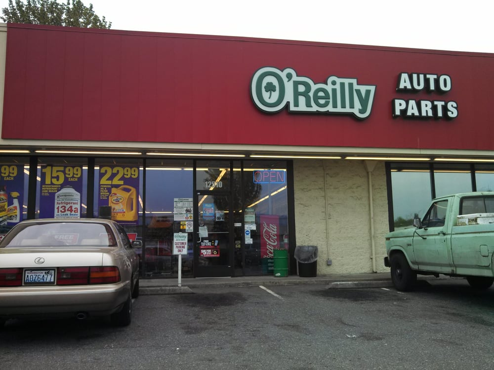 O'Reilly Auto Parts: 12510 120th Ave NE, Kirkland, WA