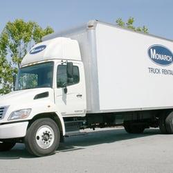 Monarch truck rental union city