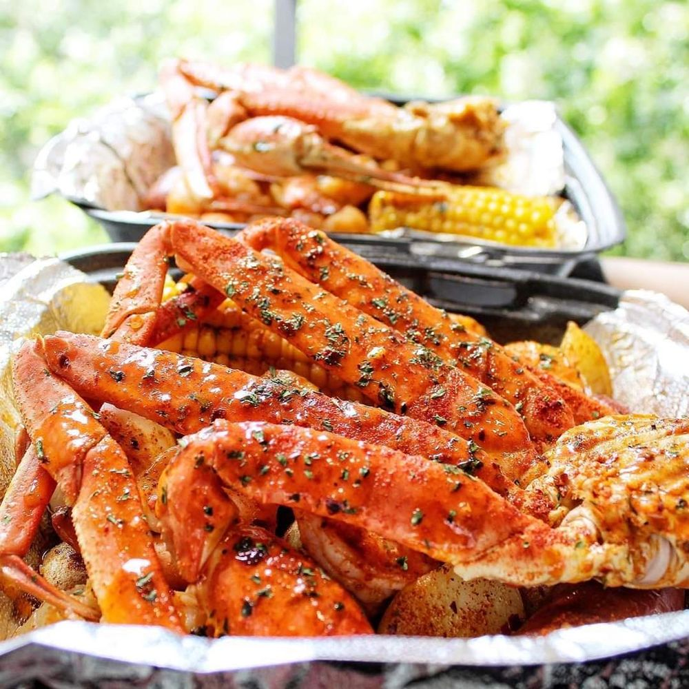 Krab Kingz Seafood KCK: 7704 State Ave, Kansas City, KS
