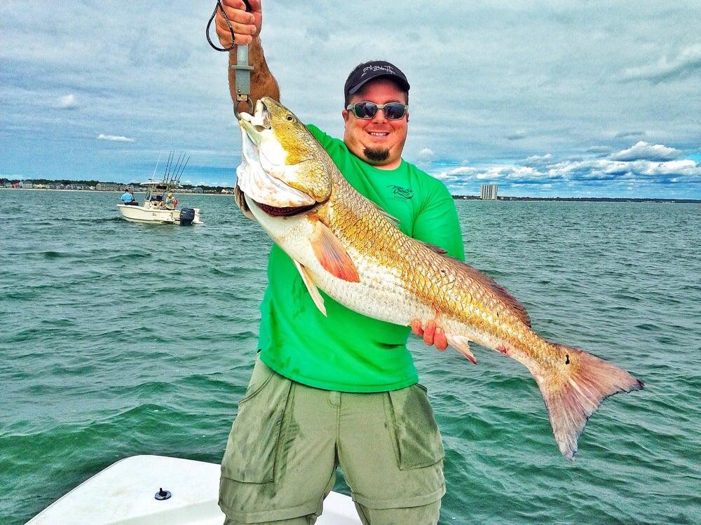 Murrells inlet fishing charters angeln 3993 highway 17 for Fishing charters murrells inlet sc
