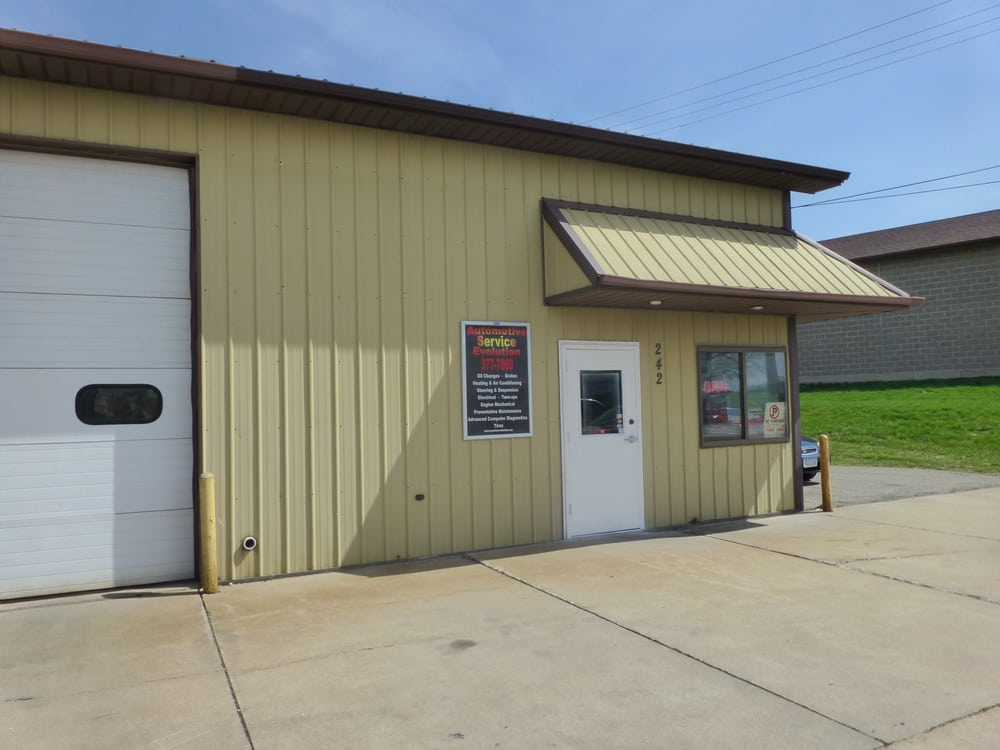 Automotive Service Evolution: 242 Blairs Ferry Rd NE, Cedar Rapids, IA