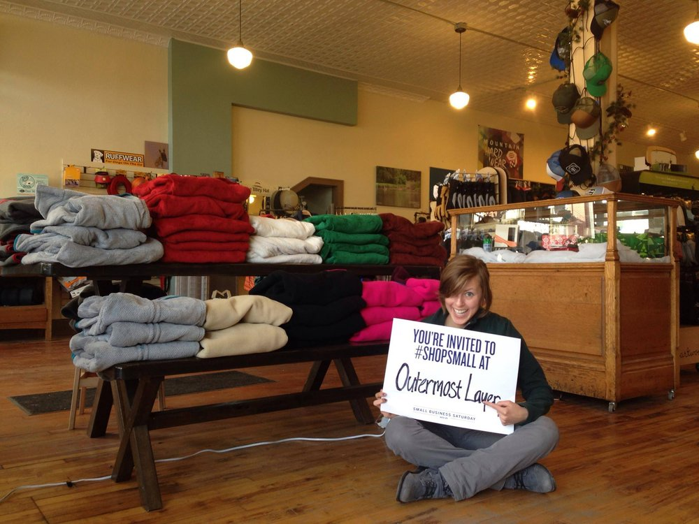 Outermost Layer: 518 Broadway N, Fargo, ND