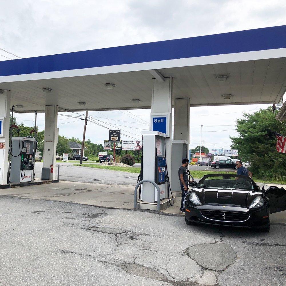 Bright Star Fuel: 1536 US-209, Brodheadsville, PA