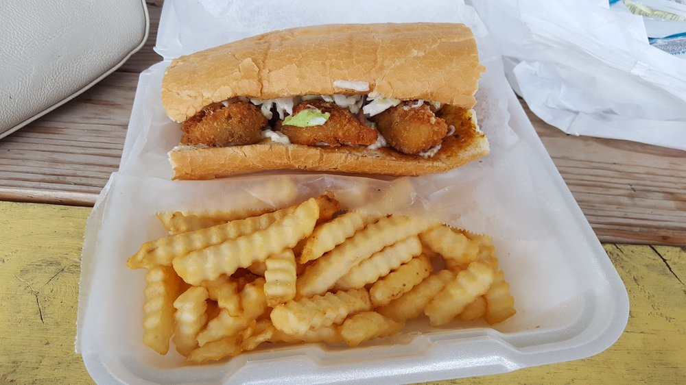 Southern Style Seafood