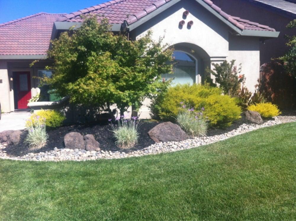 hamm yard lawn service landscaping lodi ca phone ForLandscaping Rocks Lodi Ca
