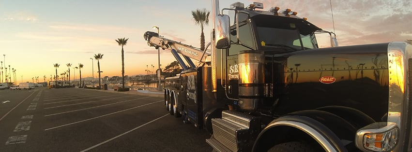 Towing business in Valley Center, CA