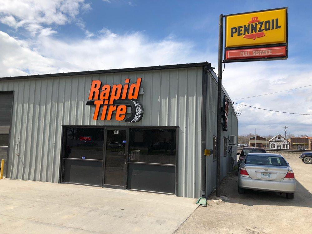 Rapid Tire: 101 W Railroad St, Laurel, MT