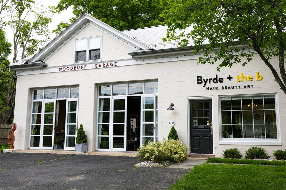 Byrde + the b: 10 Titus Rd, Washington Depot, CT