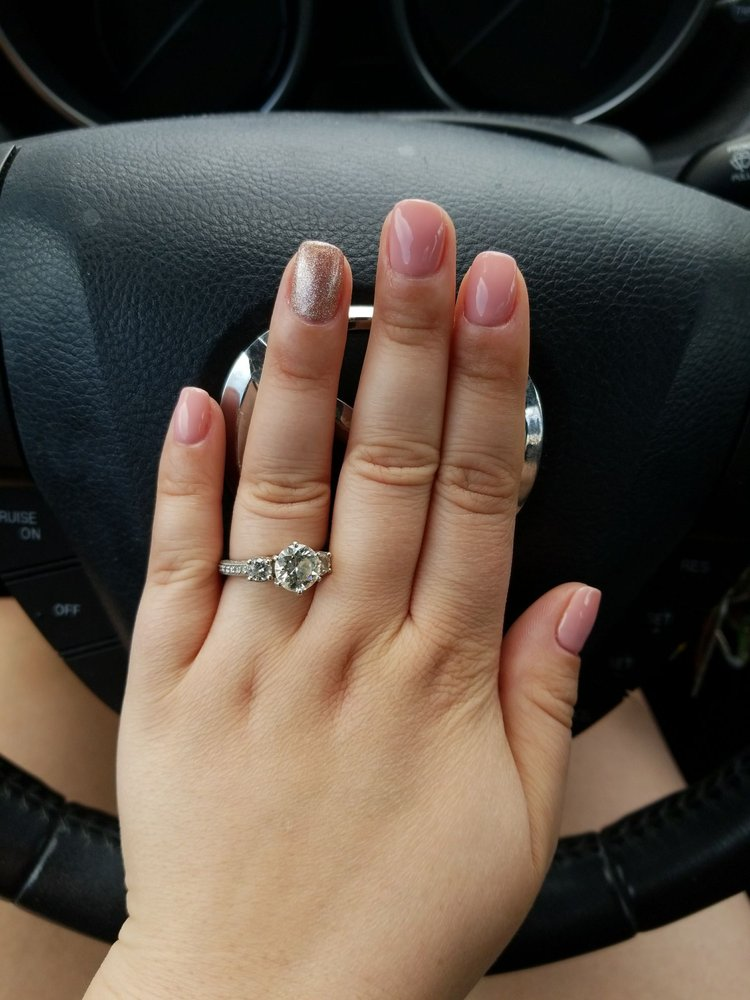 Beautiful work by tammy once again yelp for Euphoria nail salon
