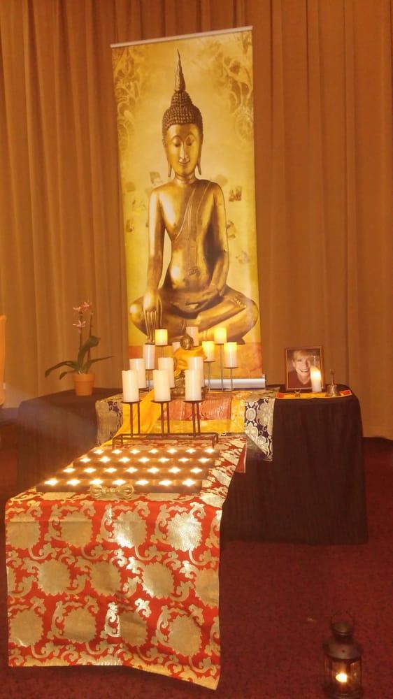 Temple Buddhist Center