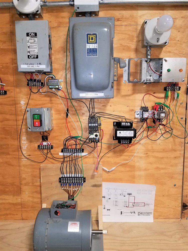 California Electrical Training