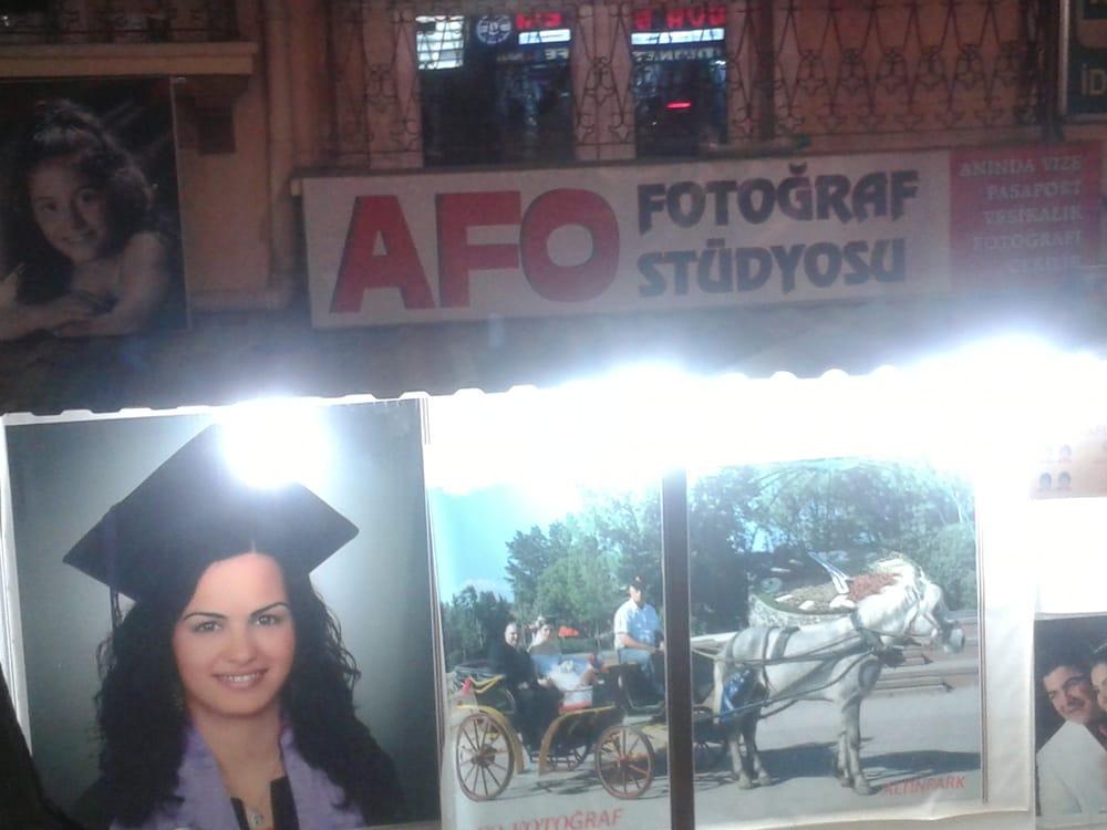 Afo Fotoğraf Stüdyosu
