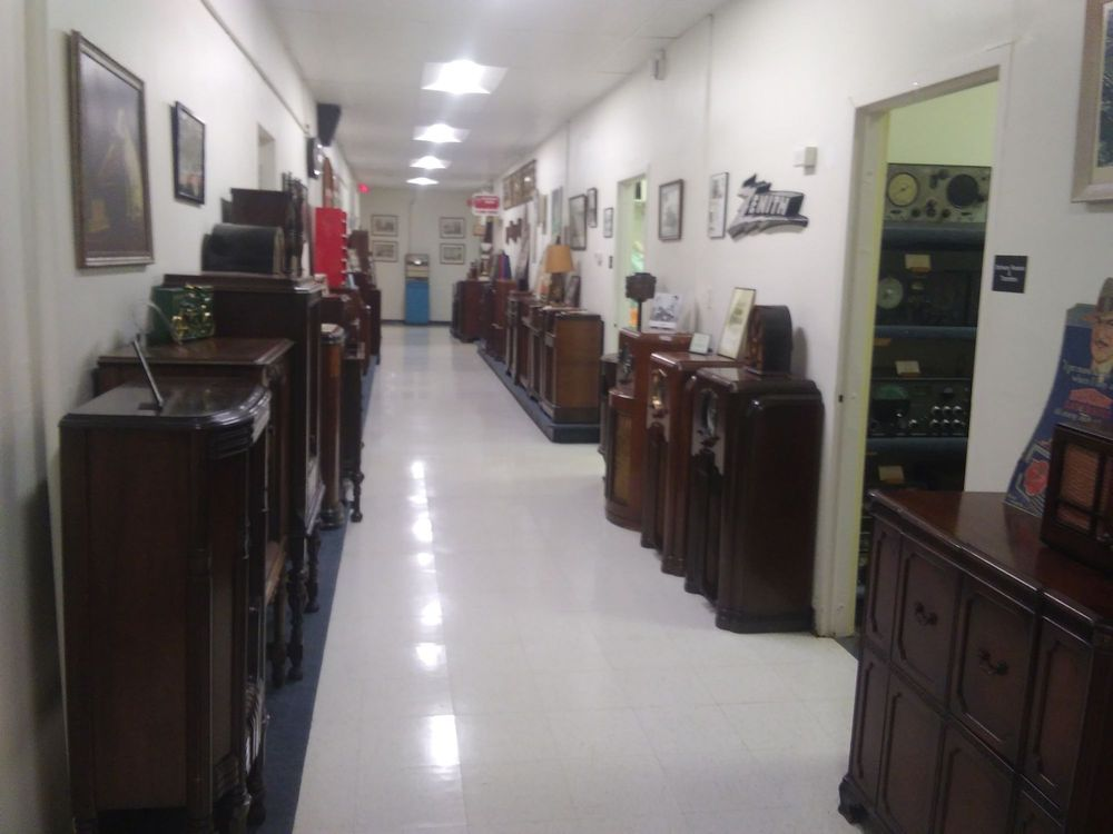 Museum of Radio and Technology: 1640 Florence Ave, Huntington, WV