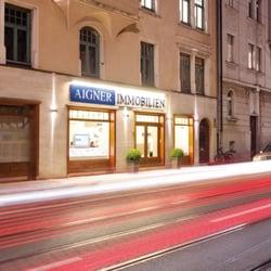Aigner Immobilien - Agenzie immobiliari - Ismaninger Str. 88, Altbogenhausen, Monaco di Baviera ...