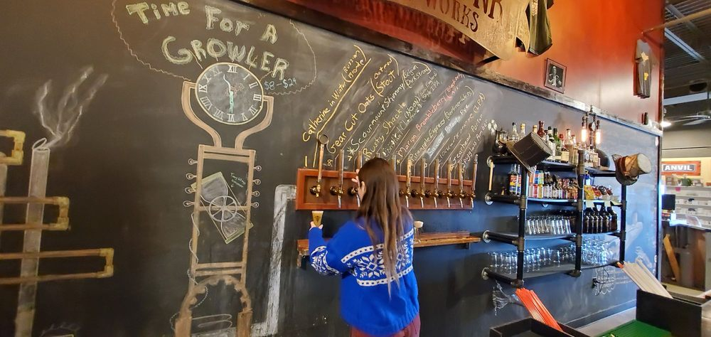 Steampunk Brew Works: 231 Lamp And Lantern Vlg, Town and Country, MO