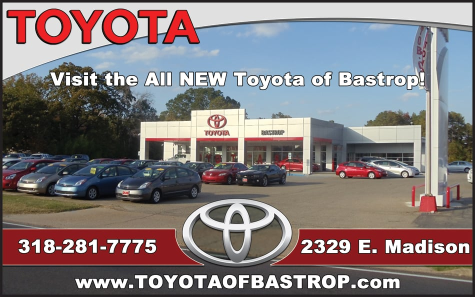 Toyota of Bastrop: 2329 E Madison Ave, Bastrop, LA