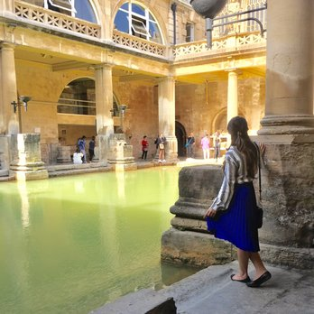 The Roman Baths - 690 Photos & 158 Reviews - Museums - Abbey Church ...