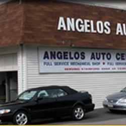 Angelo s auto body shop 14 recensioni riparazioni auto for Elite motors stamford ct