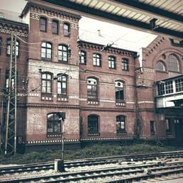 Hannoversche Bahnhof Hamburg