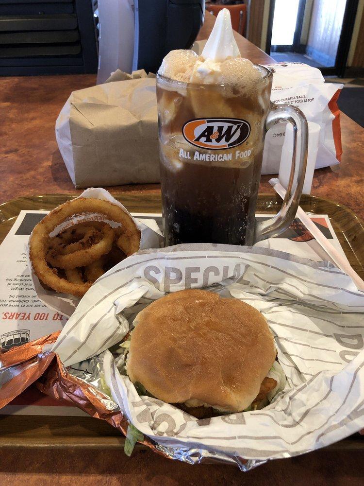 A&W Restaurant: 820 Main St S, Pine City, MN