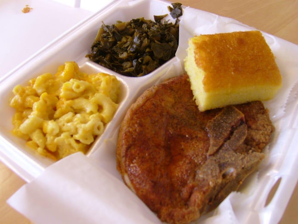 Soul Food Restaurants In Winston Salem Nc