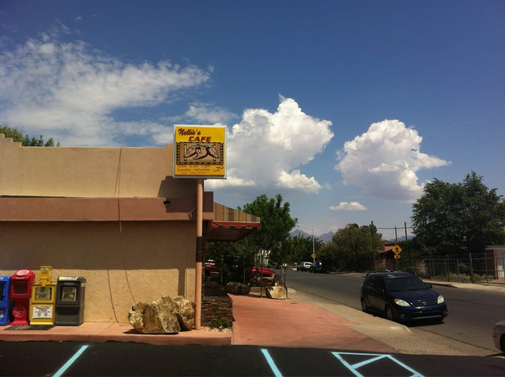 Nellie S Cafe Las Cruces Nm