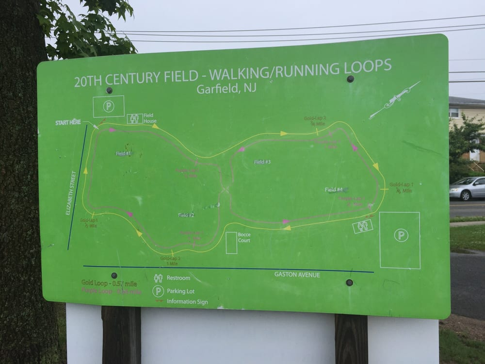 20th Century Park: 75 Elizabeth St, Garfield, NJ