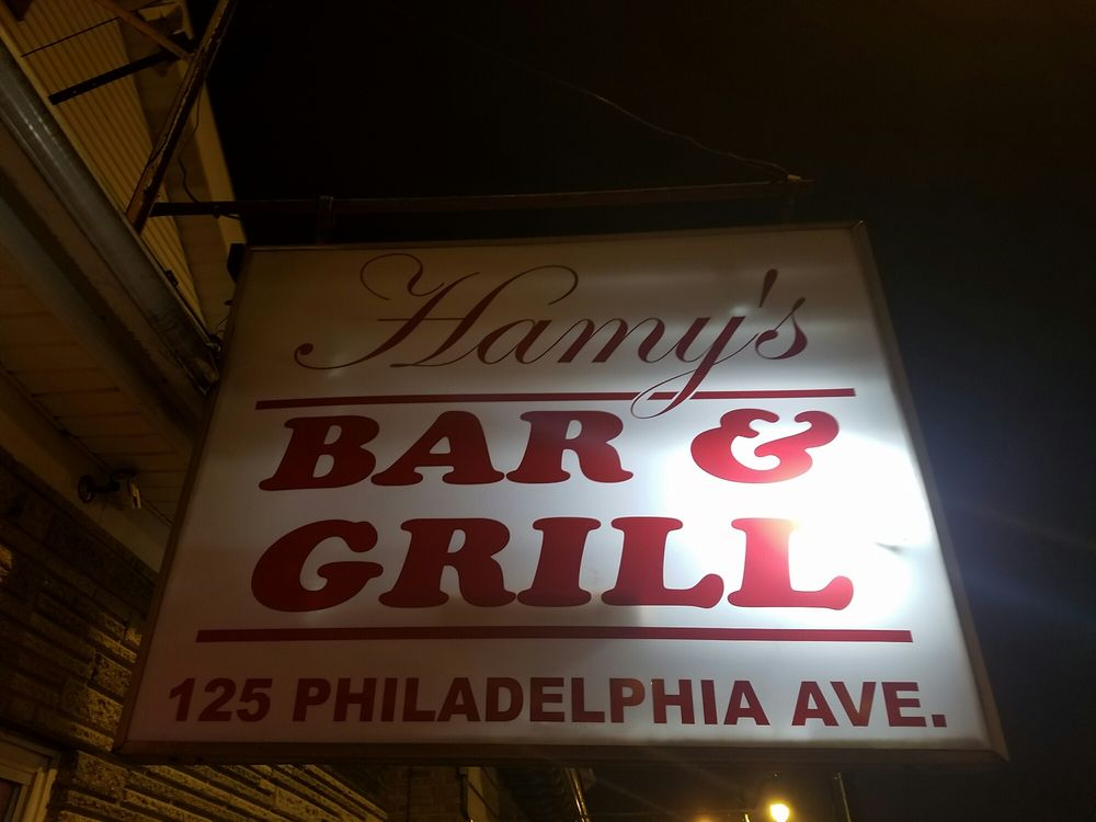 Hamy's