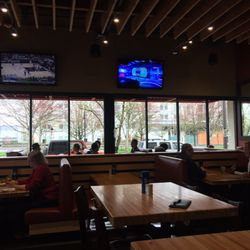 Photo Of Parkstone Wood Kitchen Portland Or United States Dining Room