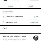 Uber dating show san francisco
