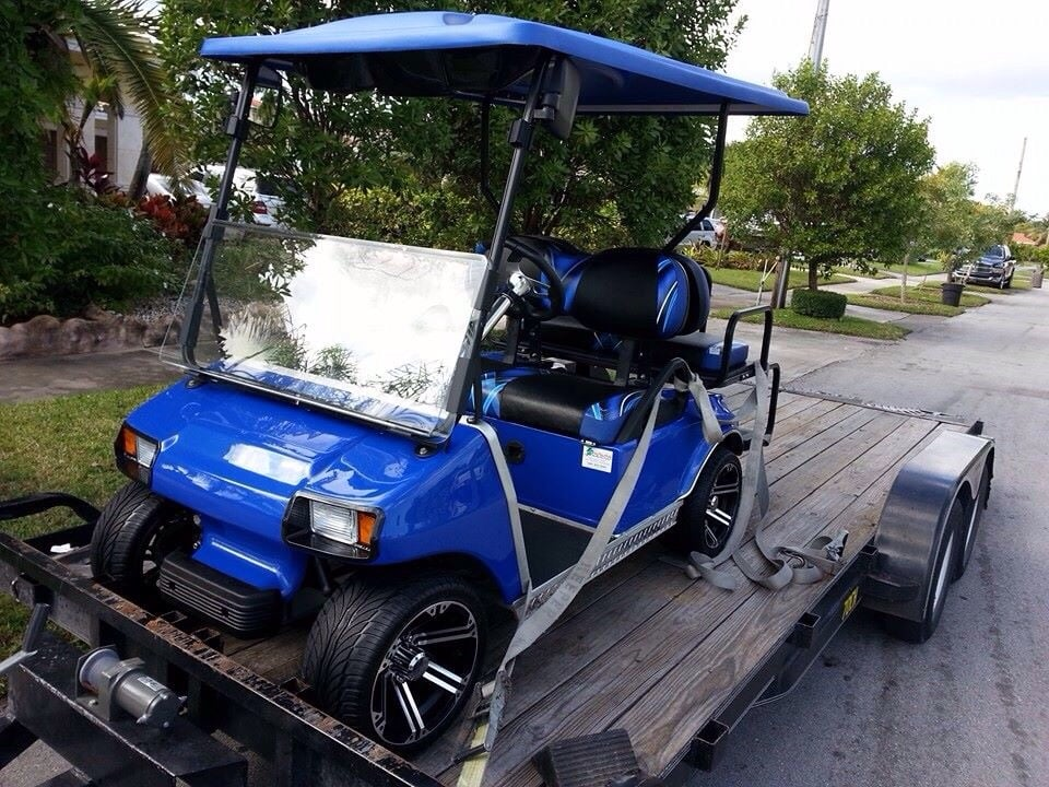 Hot Rod Golf Carts: 102451 Overseas Hwy, Key Largo, FL