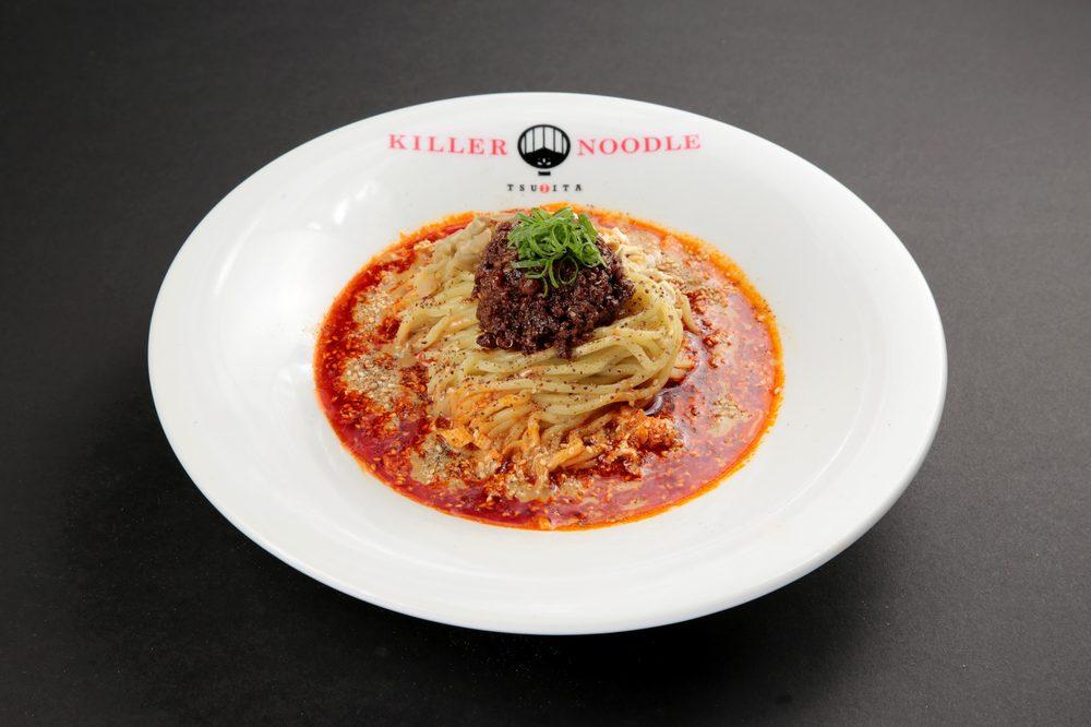 Food from Killer Noodle San Gabriel