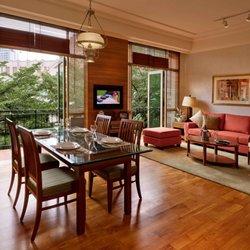Photo Of Treetops Executive Residences Singapore 2 Bedroom Apartment Garden