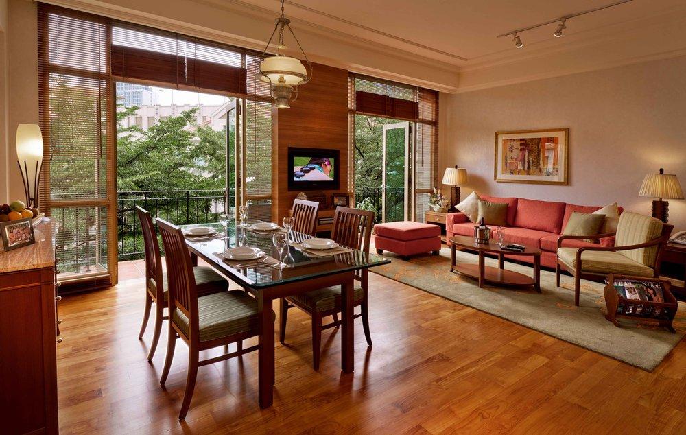Treetops Executive Residences Singapore