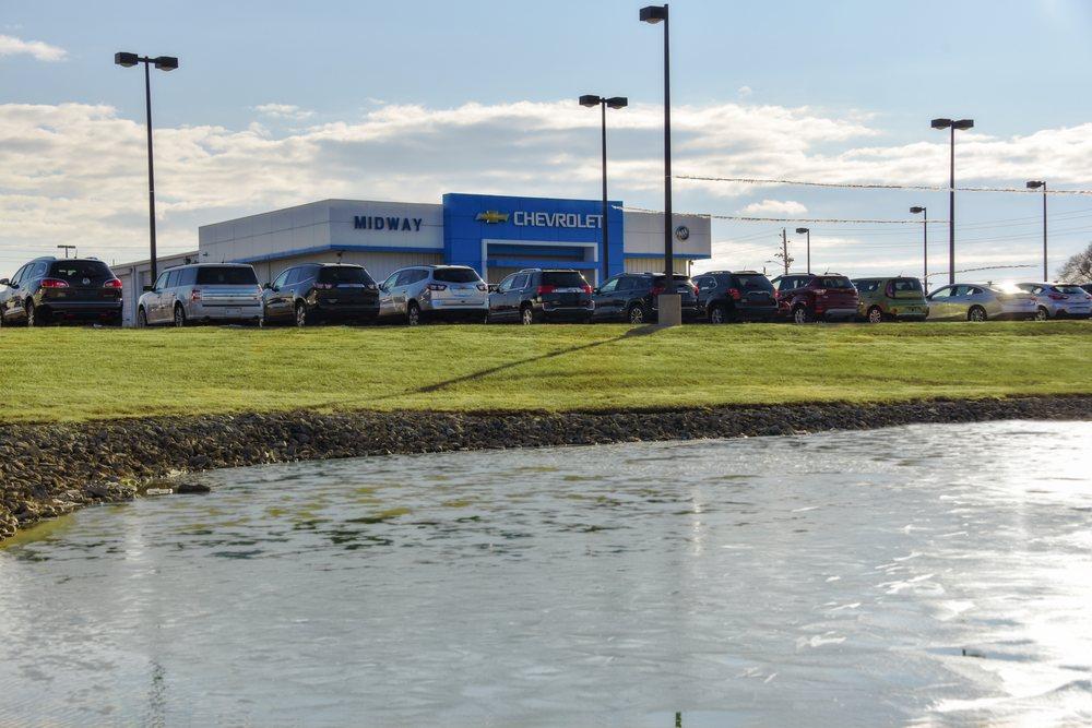 Photo of Midway Motors Buick Chevrolet in Hillsboro: Hillsboro, KS