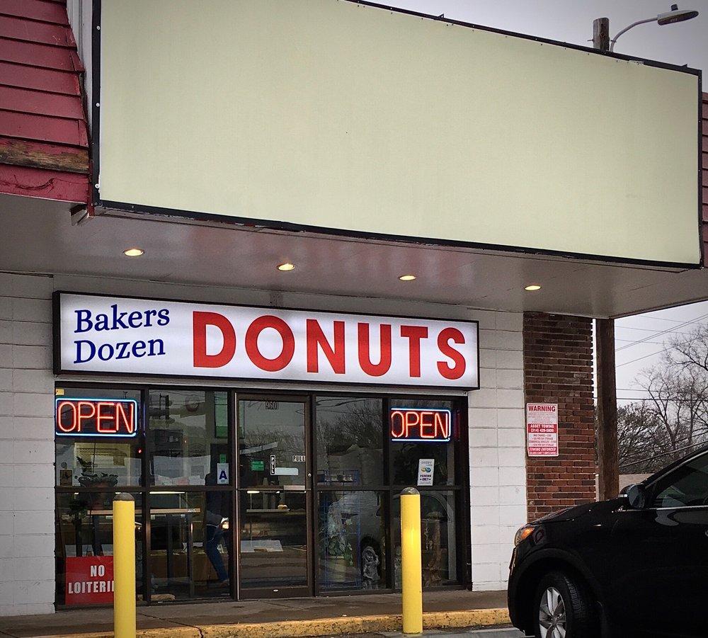 Bakers Dozen Donuts: 9601 Page Ave, Saint Louis, MO