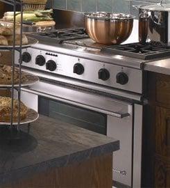 Photo Of Ed Lank Kitchens Lemoyne Pa United States Oven Range Installation