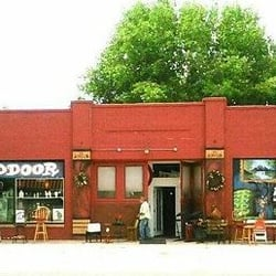 Photo of The Red Door - Denver CO United States. Building (circa & The Red Door - CLOSED - 15 Reviews - Antiques - 4369 Stuart St ...